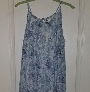 Old Navy maxi dress NWT